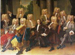 Pruiken en revoluties