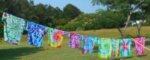 Kinder Vakantie Weken: Tie Dye T-Shirt